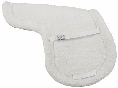 TuffRider Fleece Contoured Saddle Pad_4655