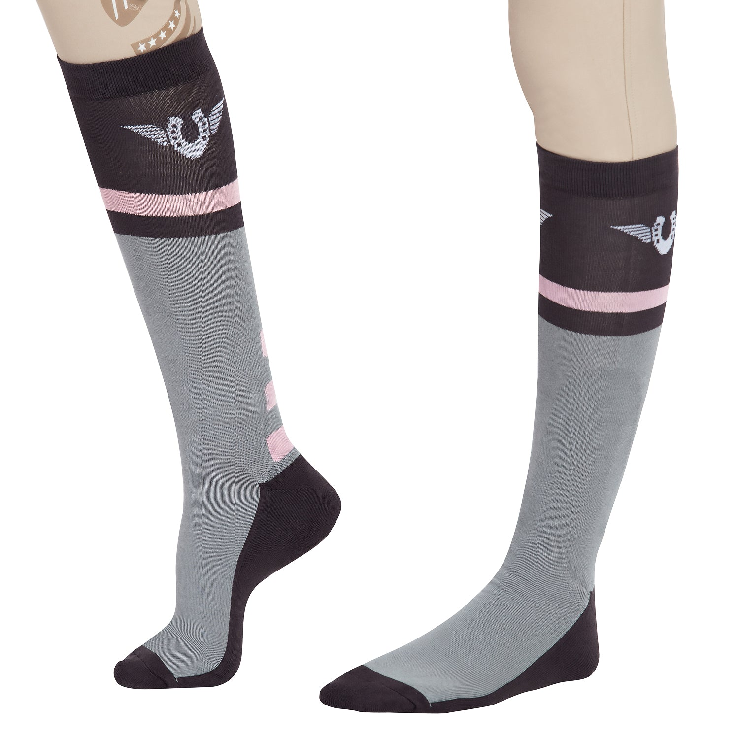 TuffRider Ladies Impulsion Knee Hi Socks_1615
