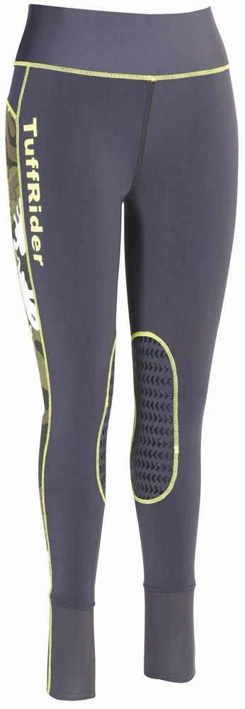 TuffRider Ladies Camouflage Marathon Tights_69