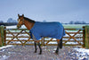 TuffRider Optimum 1680D Triple Weave 220gms Medium Weight Turnout Blanket with Standard Neck_1