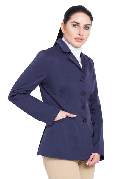 TuffRider Ladies Starter Long Show Coat_3761