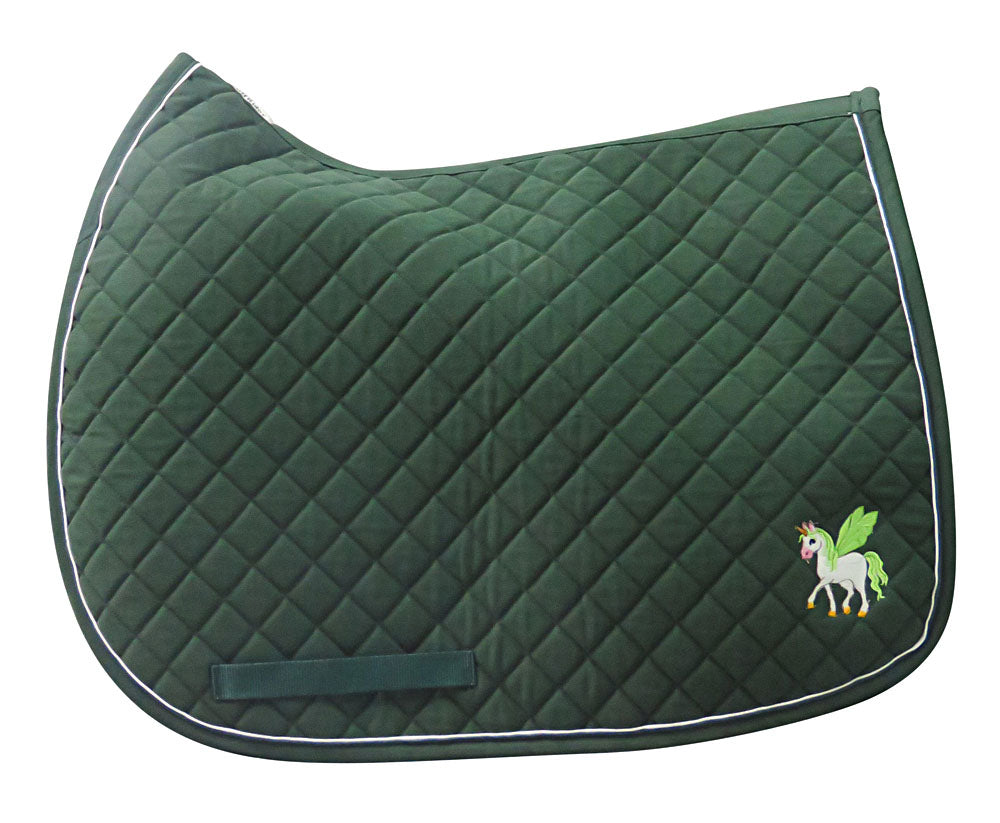 TuffRider Unicorn All Purpose Saddle Pad_2393