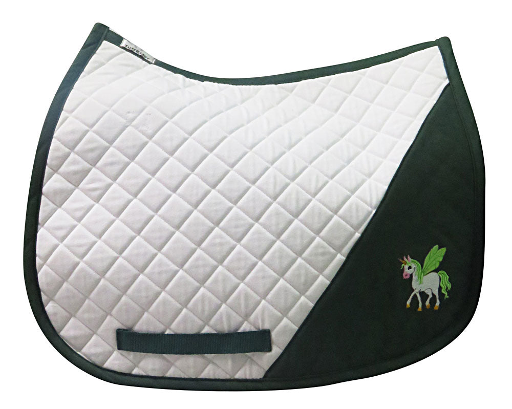 TuffRider Unicorn Pony Saddle Pad_2394