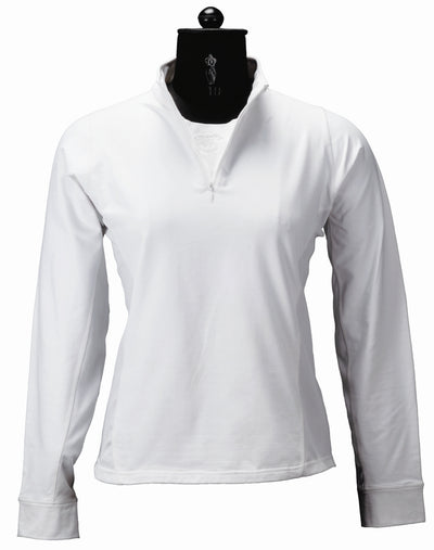Equine Couture Ladies Sportif Technical Shirt (Long Sleeves)_716