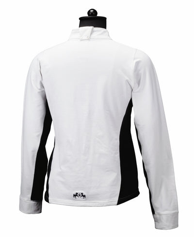Equine Couture Ladies Sportif Technical Shirt (Long Sleeves)_718