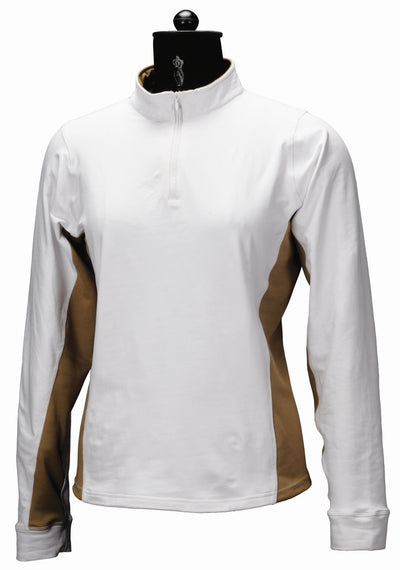 Equine Couture Ladies Sportif Technical Shirt (Long Sleeves)_720