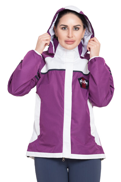 Equine Couture Ladies Regatta Rain Shell_3207