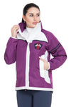 Equine Couture Ladies Regatta Rain Shell_3205