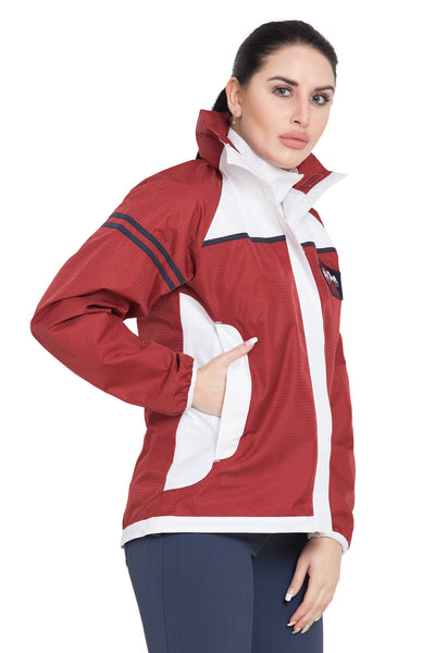 Equine Couture Ladies Regatta Rain Shell_3221