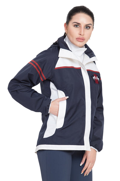 Equine Couture Ladies Regatta Rain Shell_3234