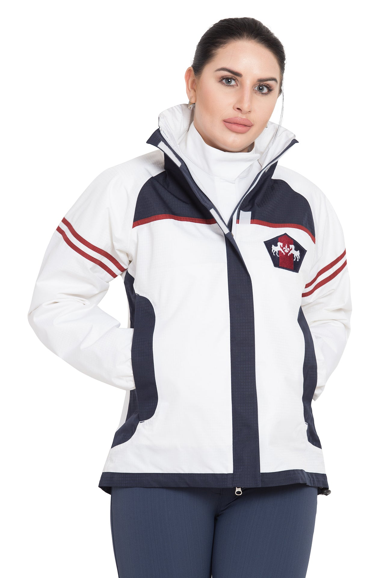 Equine Couture Ladies Regatta Rain Shell_3197