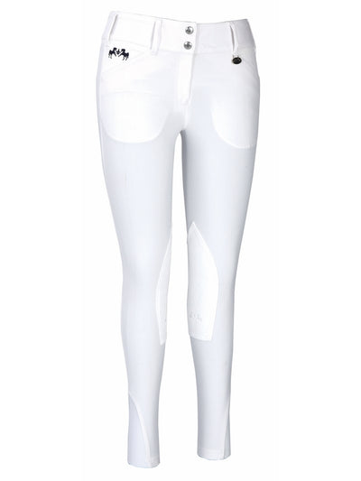 Equine Couture Ladies Regatta Knee Patch Breeches with Euroseat_4850
