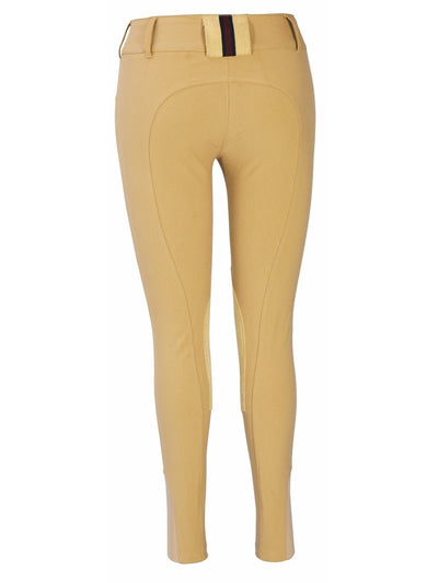 Equine Couture Ladies Regatta Knee Patch Breeches with Euroseat_4855