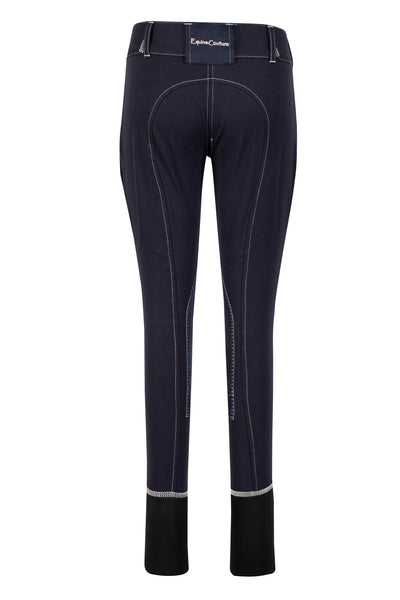 Equine Couture Children's Sportif Natasha Knee Patch Breeches_916
