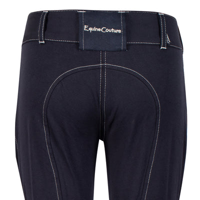 Equine Couture Children's Sportif Natasha Knee Patch Breeches_919