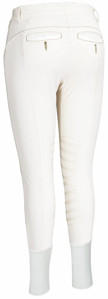 Equine Couture Ladies Ingate Knee Patch Breeches_4870