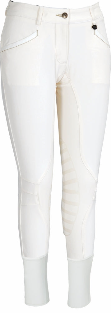Equine Couture Ladies Ingate Knee Patch Breeches_4869