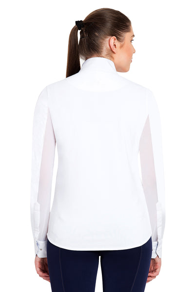Equine Couture Ladies Kelsey Long Sleeve Show Shirt_757