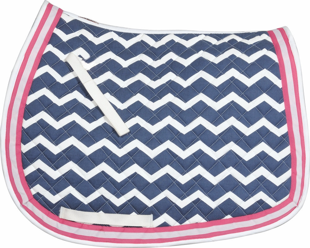 Equine Couture Abby All Purpose Saddle Pad_2405