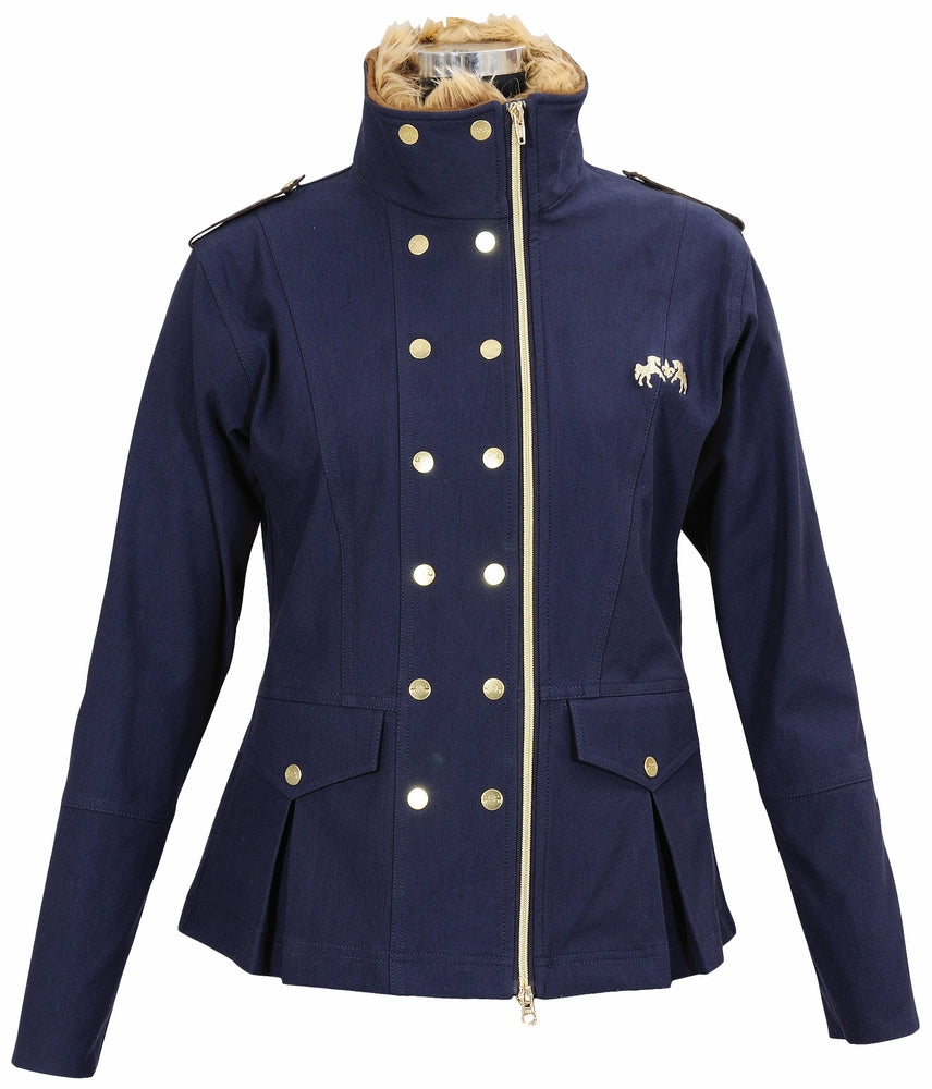 Equine Couture Ladies Military Jacket_201