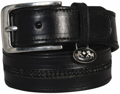 Equine Couture Double Row Bling Belt_3353