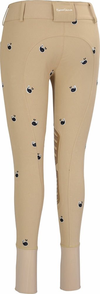 Equine Couture Ladies Whales Breeches_4893