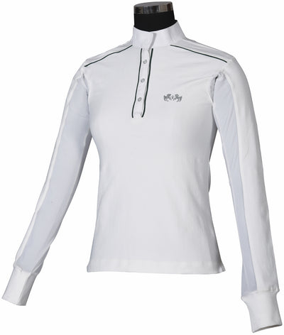 Equine Couture Ladies Rio Long Sleeve Show Shirt_810