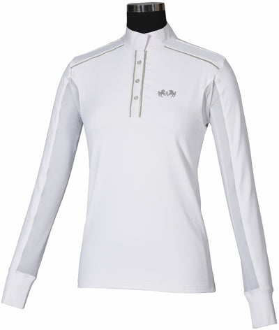 Equine Couture Ladies Rio Long Sleeve Show Shirt_817