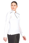 Equine Couture Ladies Rio Long Sleeve Show Shirt_813