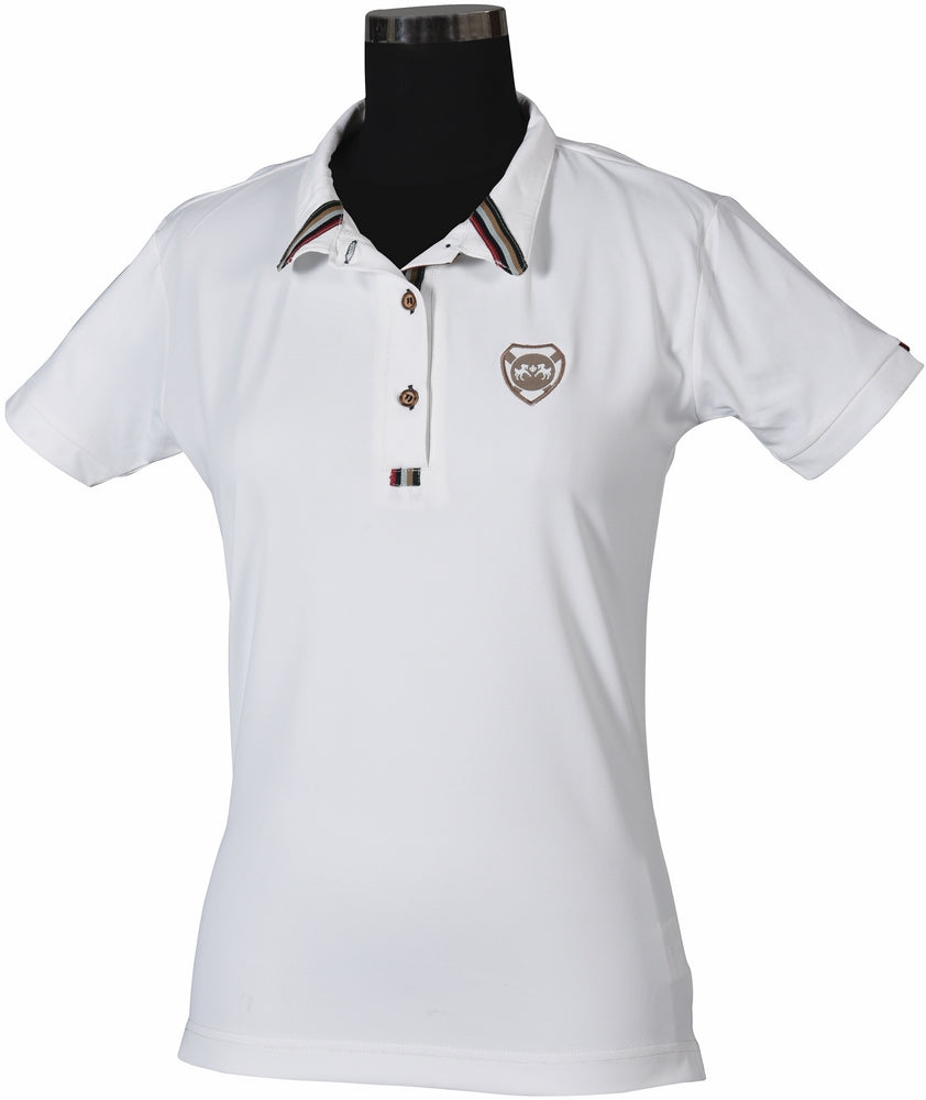 Equine Couture Ladies Brinley Polo_4048