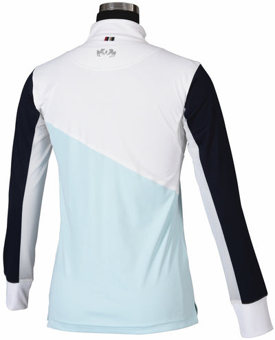 Equine Couture Ladies Sawyer Show Shirt_869