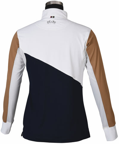 Equine Couture Ladies Sawyer Show Shirt_872