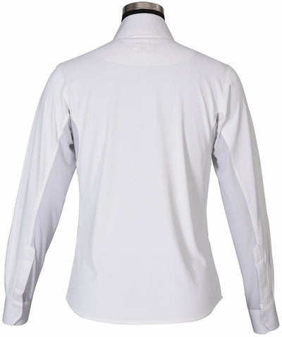 Equine Couture Ladies Raspberry Show Shirt_4078