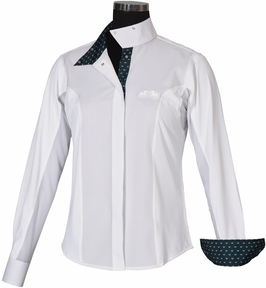 Equine Couture Ladies Hunter Show Shirt_889