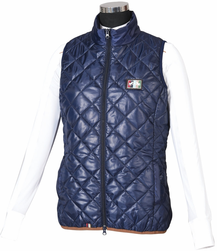 Equine Couture Ladies Kendall Quilted Vest_209