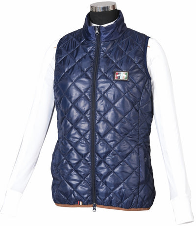 Equine Couture Ladies Kendall Quilted Vest_4960