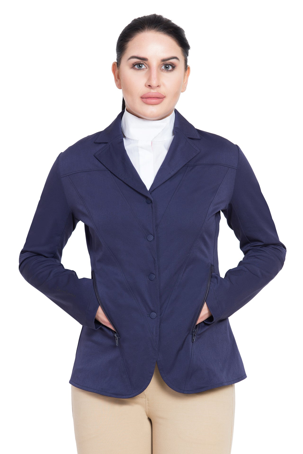 Equine Couture Ladies Fiona Show Coat_4087