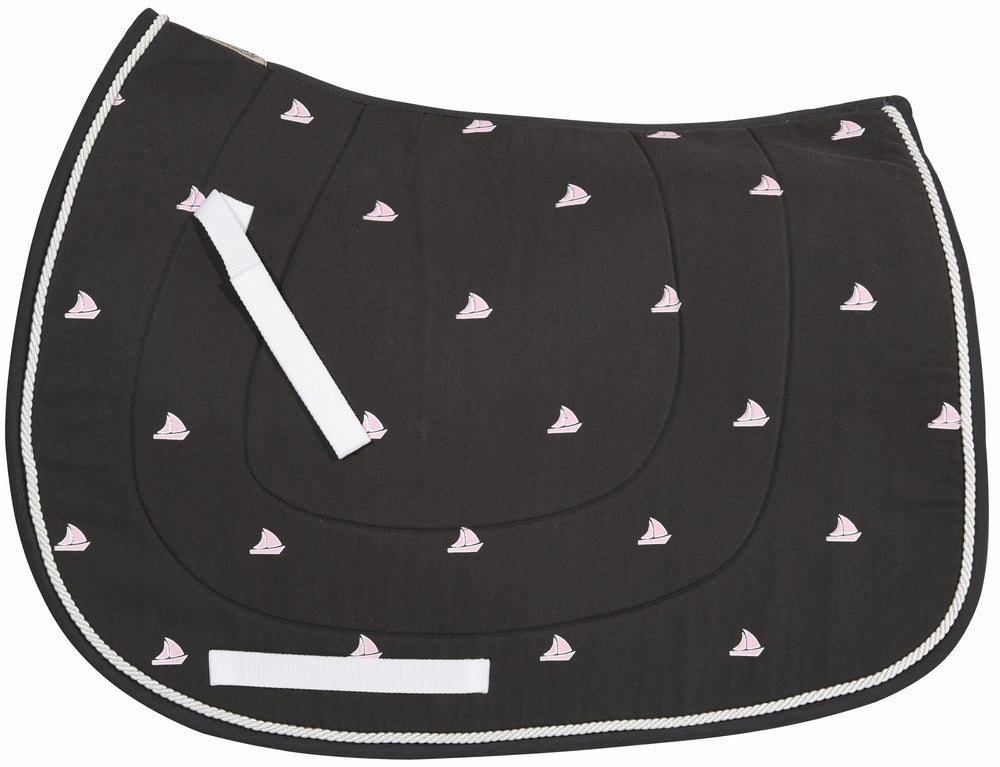 Equine Couture Boat Pony Saddle Pad_2425