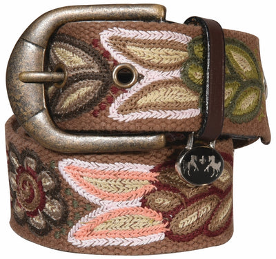 Equine Couture Delilah Cotton Belt_3337