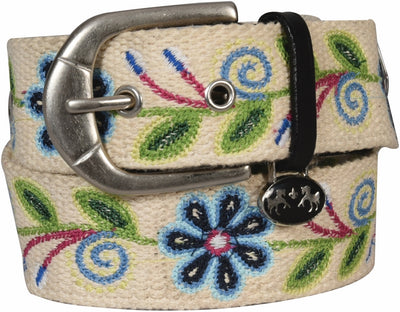 Equine Couture Lilly Cotton Belt_3341