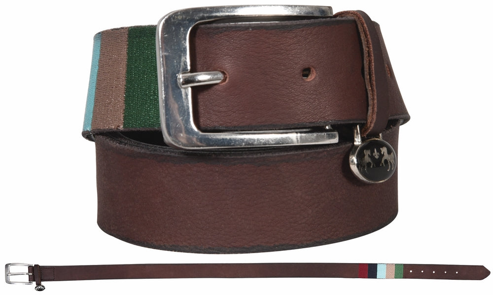 Equine Couture Brinley Leather Belt_4