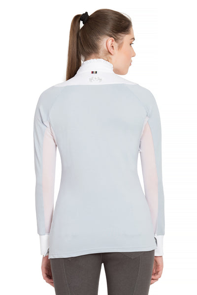 Equine Couture Ladies Chelsea Long Sleeve Show Shirt_4118