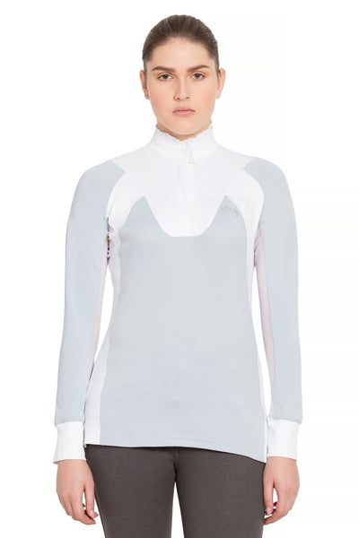 Equine Couture Ladies Chelsea Long Sleeve Show Shirt_4115