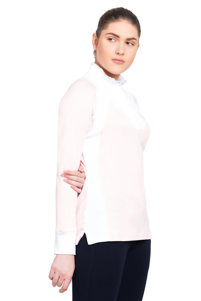 Equine Couture Ladies Chelsea Long Sleeve Show Shirt_4121