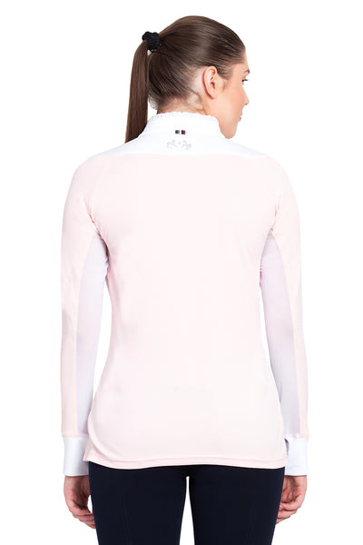 Equine Couture Ladies Chelsea Long Sleeve Show Shirt_4122