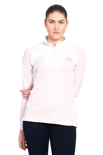 Equine Couture Ladies Chelsea Long Sleeve Show Shirt_4119