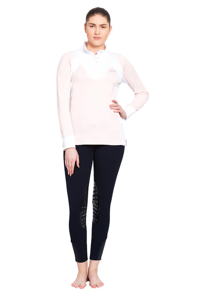 Equine Couture Ladies Chelsea Long Sleeve Show Shirt_4124