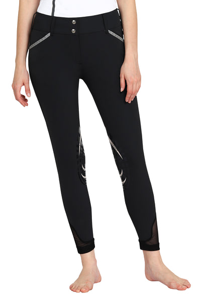 EQUINE COUTURE LADIES MALTA KNEE PATCH BREECHES_5544