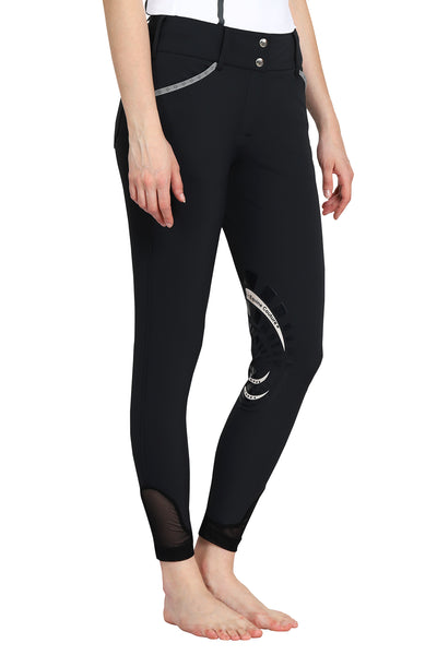 EQUINE COUTURE LADIES MALTA KNEE PATCH BREECHES_5545
