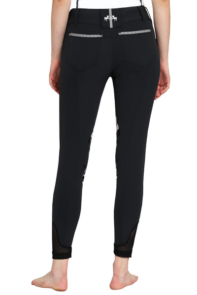 EQUINE COUTURE LADIES MALTA KNEE PATCH BREECHES_5546